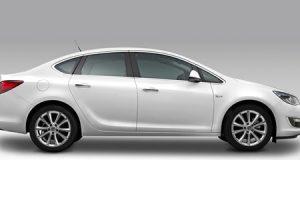 Opel Astra 4+1